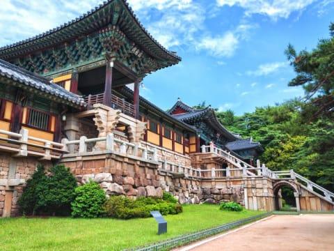 慶州観光ツアー(釜山発)