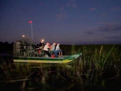 ate Wilderness Airboat NIGHT Adventure-018