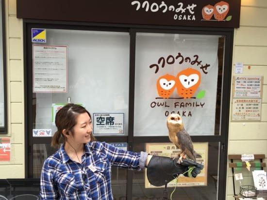 大阪店の今日のふくろうshot #1_1452