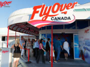 FlyOver Canada - Pre-Show - Uplift