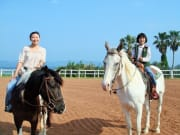乗馬教室4