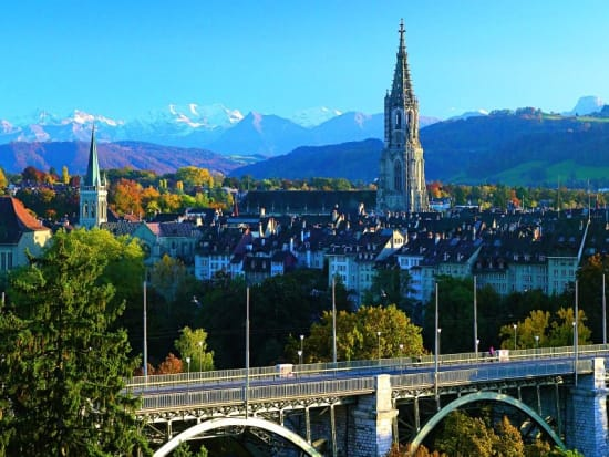Bern, cityscape, skyline, capital, berne