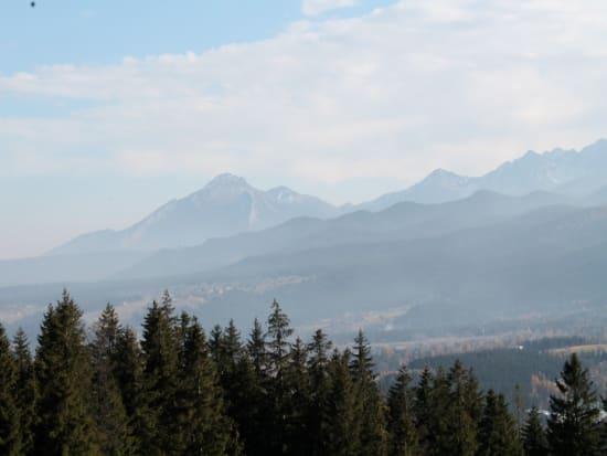 Zakopane with thermal pools