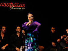 Flamenco Show at Casa Patas