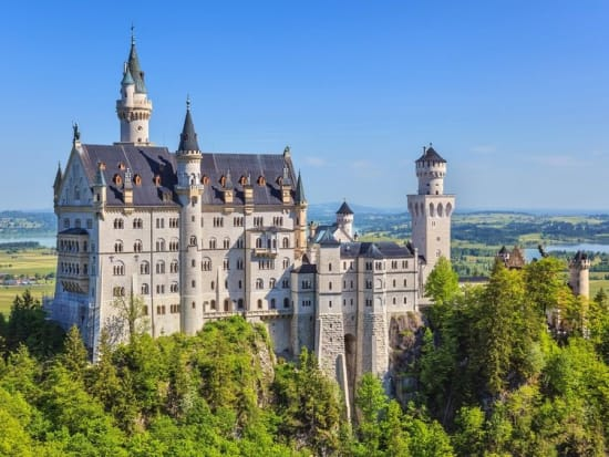 Castle Of Europe Tours