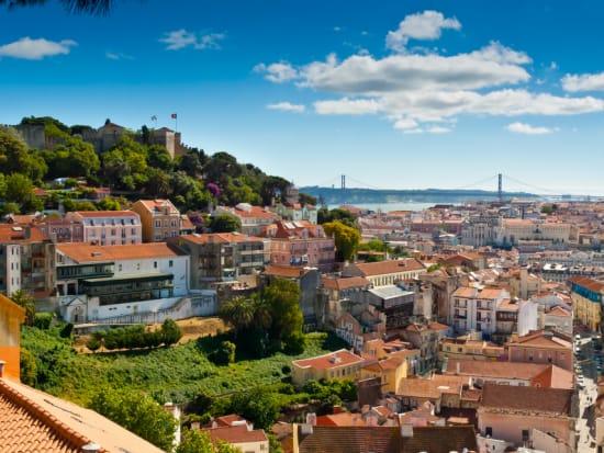 リスボン市内を効率よく巡る!オ...