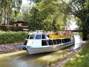 finland, helsinki, canal, cruise, boat, tour