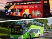 Finland, Helsinki, Hop On Hop Off, Bus, Tour