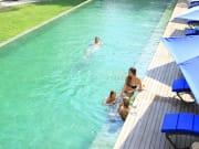 liang spa pool after spa treatment in jimbaran