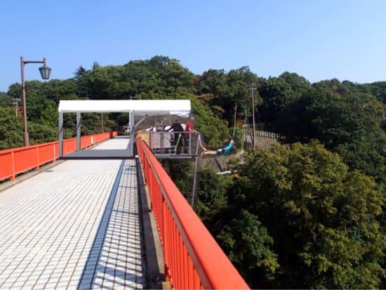 bungy jumping in Nara