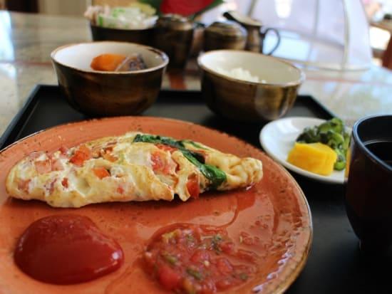 Halekulani Breakfast