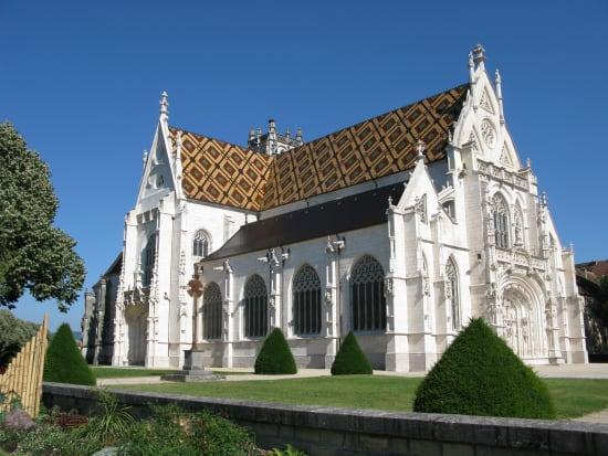 monastere royal de Brou Bourg en Bresse_Crédit AP OT Bourg en Bresse Agglomération