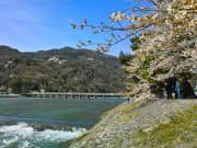 嵐山(春)