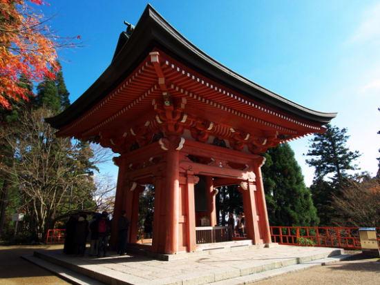 比叡山延暦寺 鐘楼