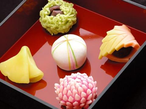 京菓子・和菓子作り (京の食文化体験) | 京都の観光&遊び・体験 ...