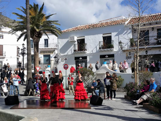Mijas Private Half Day Tour From Hotels In Marbella Or