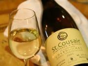 精進料理に合うワイン(地元サンクゼール)