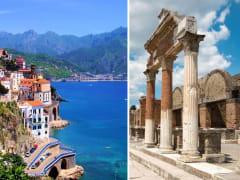 Amalfi&Pompei