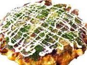 Okonomiyaki-Takoyaki