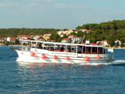 Boat Tour to Elaphite Islands