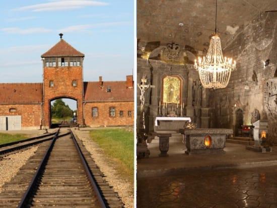 how to get to wieliczka salt mine from krakow