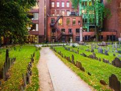 フリーダムトレイル墓