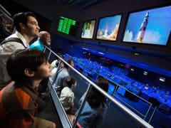 USA_Orlando_Kennedy Space Center_NASA Space Center