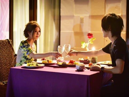 Dinner_at_Lavender_villa_1