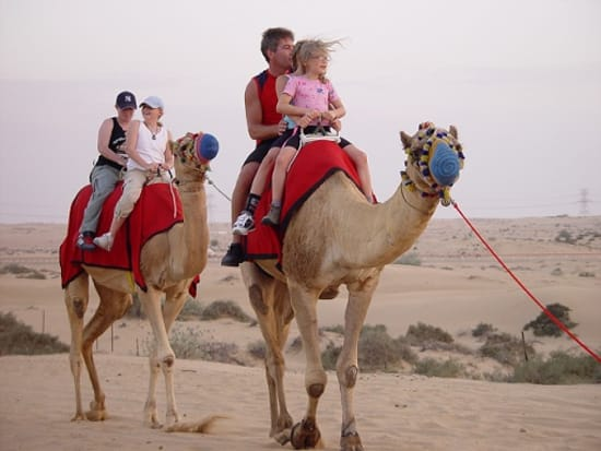 Overnight desert camping adventure with camel ride experience from camel ride thecheapjerseys Image collections