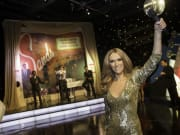 Las Vegas_Madame Tussauds_Celine Dion