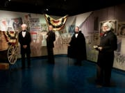 Washington_Madame Tussauds_US Presidents