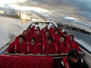 sydney harbour jet boat ride adventure australia