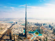 Dubai Full Day Tour from Abu Dhabi