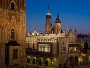 Krakow, Town Hall Tower