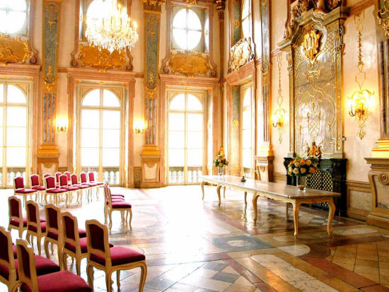Marble Hall interiors