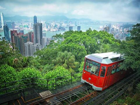 香港発 香港観光ツアー
