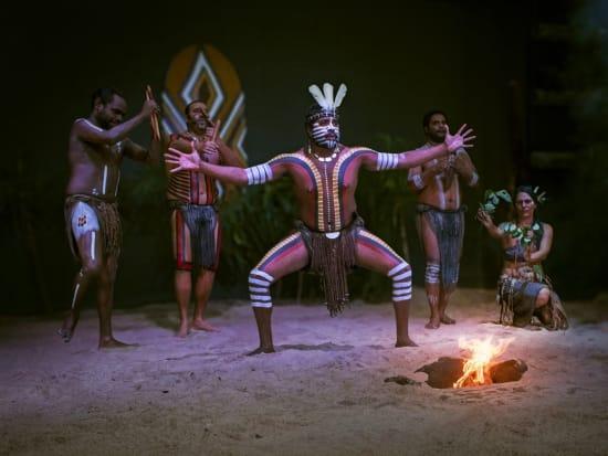 Tjapukai Dancer