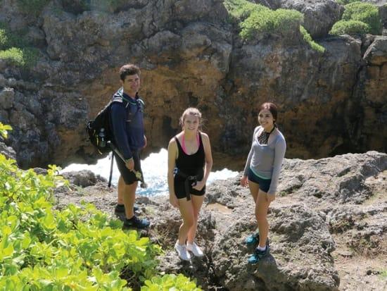 eco hiking photo