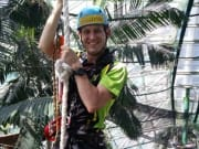 Cairns ZOOM and Wildlife Dome Ropes Course