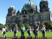 Germany, Berlin Cathedral, Berlin Segway Tour