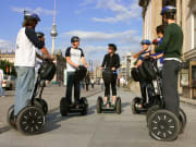 Germany, Berlin Classic Segway Tour
