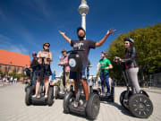 Germany, Berlin Classic Guided Segway Tour