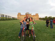 Germany, Berlin, Guided City Bike Tour