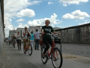 Germany, Berlin, Bike tour