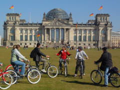 Berlin, City Bike Tour with Guide