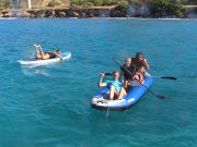 Oahu_Dolphins and You_kayak after the cruise