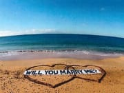 Hawaii_maui_Air Maui_Marry me proposal flight