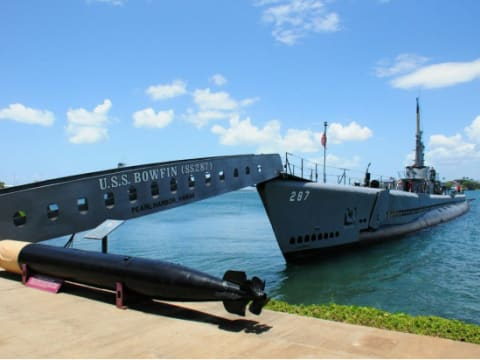 Pearl Harbor Tours >> Uss Bowfin Submarine Pearl Harbor Tours Tickets Oahu Tours