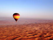 Dubai Hot Air Balloon Ride Experience