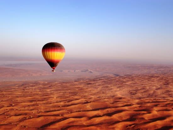 Dubai Hot Air Balloon Ride Experience